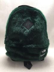 20AW/TNF Faux Fur Backpack/NM82092I/リュック/--/GRN