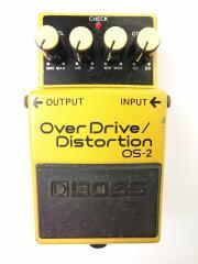 OS-2 ギター用エフェクター/オーバードライブ・ディストーション/OS-2