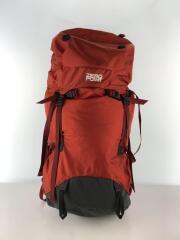 リュック/ナイロン/RED/無地/alpine pack 60/登山/トレッキング/ZEROPOINT