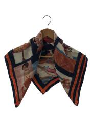 スカーフ/シルク