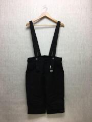 ショートパンツ/3/コットン/BLK/無地/FG-P05-024