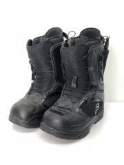 スノーボードブーツ/23cm/シューレース/ブラック