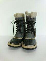 ブーツ/25cm/グレー/NL1495-035