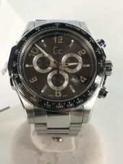 X51002G5S/クォーツ腕時計/アナログ/ゲス