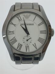 クォーツ腕時計/アナログ/ステンレス/SLV/SLV/AR-0647