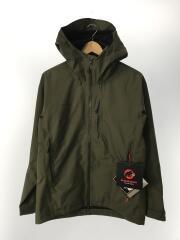 Ayako Pro HS Hooded Jacket AF Men//M/ナイロン/カーキ