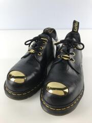 ドレスシューズ/UK8/ブラック/レザー