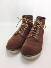 ブーツ/US9/BRW/スウェード/8811