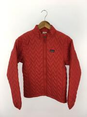 ジャケット/XL/ナイロン/RED