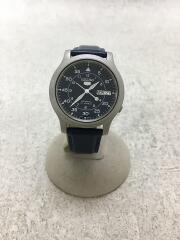 海外モデル/セイコー5/自動巻腕時計/裏スケルトン/7S26-02J0
