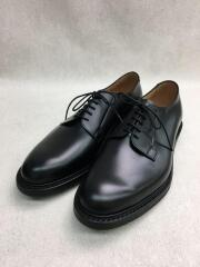 箱付/DEAL Ⅱ R BLACK CARF/1301F/ドレスシューズ/UK9/黒/牛革/102285