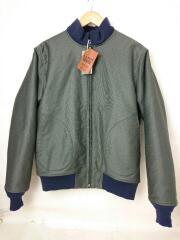 タグ付/ブラックオリーブ/バーミンガムウィンターデッキジャケット/40/コットン/ZU-0129