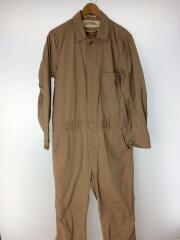 メンズ衣料/2/コットン/BEG/ジャンプスーツ