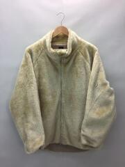 POLAR BEAR JACKET/背面裾汚れ有/フリースジャケット/S/ポリエステル/BEG