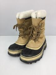 CARIBOU/NL1005-280/ブーツ/23cm/BEG/ラバー変色有り