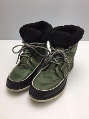 EXPLORER CARNIVAL/ブーツ/24cm/グリーン/NL3040-371/ソレル/カーニバル
