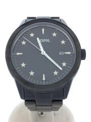 ソフネット/ANALOG SOLAR STAR DIAL WATCH/ソーラー腕時計/SOPH-167157