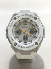 Gショック/ソーラー腕時計・G-SHOCK/デジアナ/GST-W300-7AJF
