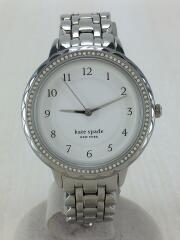 クォーツ腕時計/KSW1551/MORNINGSIDE/モーニングサイド/アナログ/ステンレス/WHT/SL