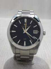 GMT/50周年記念限定モデル/クォーツ腕時計/アナログ/ステンレス/NVY/SLV