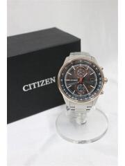 クォーツ腕時計/アナログ/ステンレス/CITIZEN/シチズン/日本代表