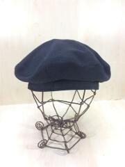 エコスエードベレー帽/SIZE:2/ポリエステル/W-192875