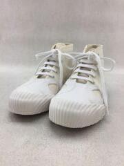 Vulca High Top Shoes/ヴァルカ/ハイカットスニーカー/40/ホワイト/キャンバス/557426