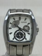 クォーツ腕時計/アナログ/ステンレス/SLV/SLV/5Y67-0AB0