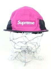 CAMP CAP/キャップ/FREE/ナイロン/PNK