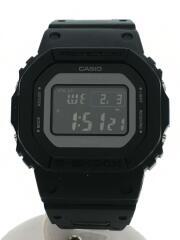ソーラー腕時計/デジタル/ステンレス/BLK/BLK/GW-B5600