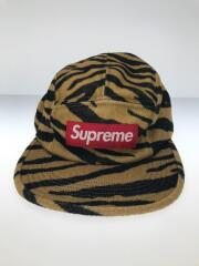 WOOL CAMP CAP/キャップ/FREE/YLW/総柄