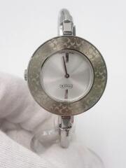 クォーツ腕時計/アナログ/ステンレス/SLV/SLV/0274/7.823.357