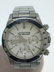 クォーツ腕時計/アナログ/VAW024/ヴァンキッシュ/クロノグラフ/メンズ