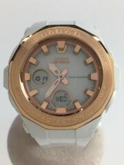 ソーラー腕時計/Baby-G/デジアナ/BGA-2250/レディース