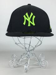ベースボールキャップ/7.5/GENUINE MERCHANDISE/ヤンキース/グリーン/ヘッドウェア