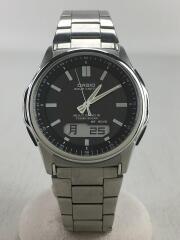 ソーラー腕時計/WAVECEPTOR/デジアナ/WVA-M630D/ウェーブセプター/カシオ