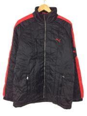 中綿ジャケット/M/ブラック/プーマ/メンズ/2PU803294/ベンチコート