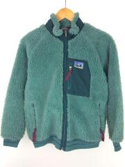 ジャケット/XL/ポリエステル/GRN/patagonia/パタゴニア/65563F7/ボアジャケット