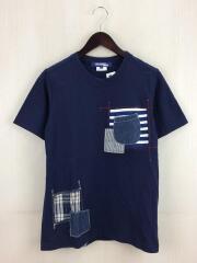 Tシャツ/S/ネイビー/WI-T011/ジュンヤワタナベコムデギャルソン/メンズ