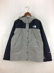 Mountain Light Jacket/マウンテンパーカー/XL/グレー/NPW61831/ノースフェイス