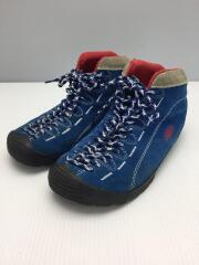 トレッキングブーツ/27cm/BLU/スウェード/1008201/ジャスパートレイル