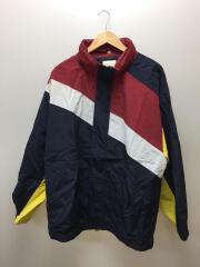 ジャケット/XL/ナイロン/NVY/色滲み、汚れ有/01183504