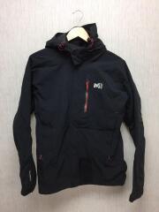 マウンテンパーカ/COSMIC GTX JKT/MIV4691/M/ナイロン/BLK/汚れ有