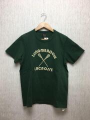 Tシャツ/LONGMEADOW LACROSSE/38/コットン/GRN