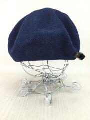 ベレー帽/--/レーヨン/NVY