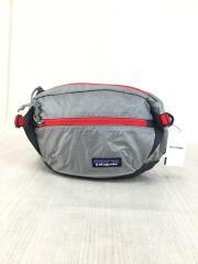 ウエストバッグ/ナイロン/GRYlightweight travel hip pack/48451SP16