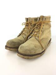 CHIPPEWA チペワ/ブーツ/--/BEG/スウェード/29498/白タグ