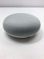 Bluetoothスピーカー Google Home Mini [チョーク]