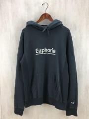 Champion/Euphoria/パーカー/M/コットン/GRY/無地