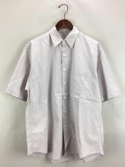 背面ヨゴレあり半袖シャツ/3/コットン/PNK/20ss